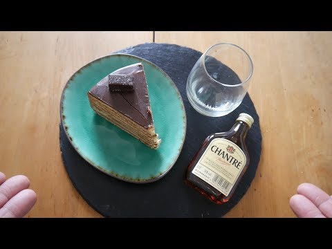0 Chocolate-chai kefir tort