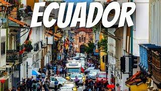 5 Lugares Hermosos Para Visitar En ECUADOR