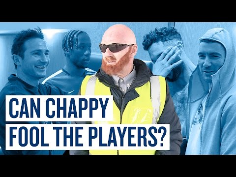PLAYERS PRANKED | Lampard, Kolarov, Clichy & Sagna | Manchester City April Fools