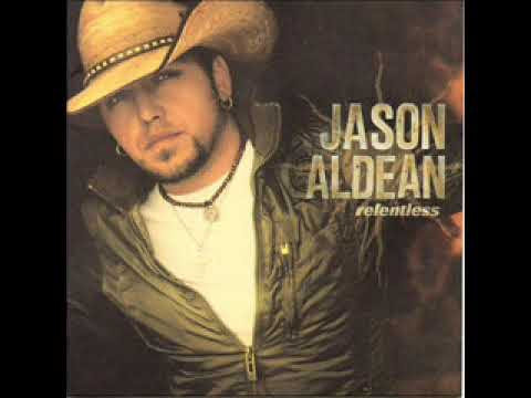 Jason Aldean ~ My Memory Ain't What It Used To Be