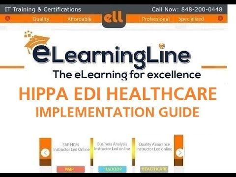 HIPAA EDI Implementation Guide / Healthcare EDI implementation ...