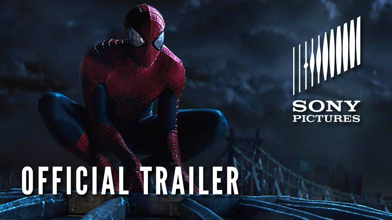 Movie Trailer #2: The Amazing Spider-Man 2 (2014)
