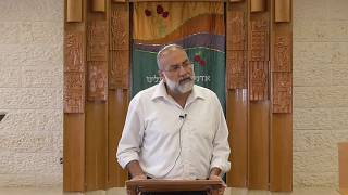 הרב דוד אסולין - שיעור כללי: גילויה של ירושלים | חלק א'
