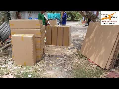 Đóng Hàng Khuôn Chậu Cảnh ABS - Công CNC Hướng Đến Sự Chuyên Nghiệp