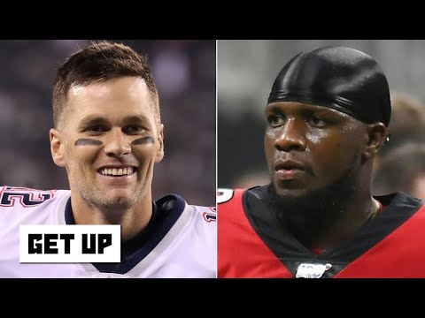 Mohamed Sanu is the epitome of 'The Patriot Way' - Marcus Spears   Get Up