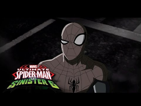 Ultimate Spider-Man 4.20 (Clip)