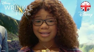 Gambar cover A WRINKLE IN TIME | Clip - They Speak In Colour! | Official Disney UK