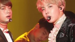 BTS, Charismatic Dance 'Blood Sweat & Tears' @2016 SAF Gayo Daejun EP02