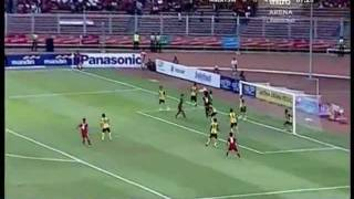 Sea Games 26th Jakarta (Football) - Malaysia Vs Myanmar