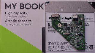 (3 von 3) WD My Book Festplatten-Gehäuse für andere Festplatten nutzbar machen