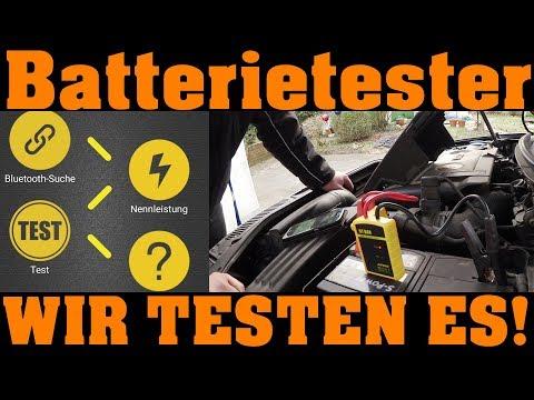AUTOOL BT BOX - Autobatterietester / Analysator | EURE MEINUNG?