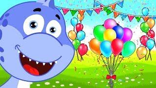 Новые Мультфильмы - Воздушный шар | Познавательные мультики для детей