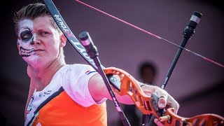 Netherlands-Mexico Exhibition Match | Mexico City 2017 Hyundai World Archery Championships