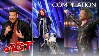 5 AMAZING Auditions That Will Make You Smile - America's Got Talent 2020 thumbnail