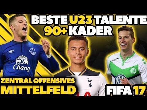 Fifa 17 Beste Torwart Talente Ohne Training U23 90 Kader