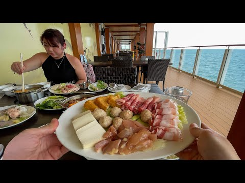 Eating First Class on a Cruise Ship – Part II
