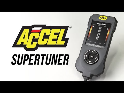 Accel SuperTuner