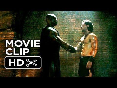 Pompeii Clip 'The Gods Spared Me'