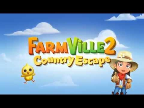 Vídeo do FarmVille 2 Aventuras no Campo