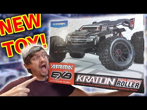 Arrma Kraton EXB 4x4 - Will it really take an EXTREME Bashing?