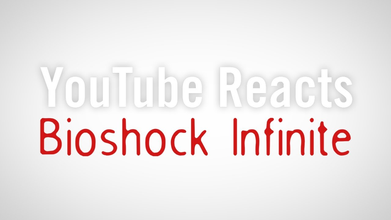 Hilarious Dramatic Reading Of Bioshock Infinite's YouTube Comments
