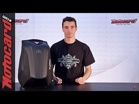 Dainese D-Mach: análisis de la mochila en Motocard.com