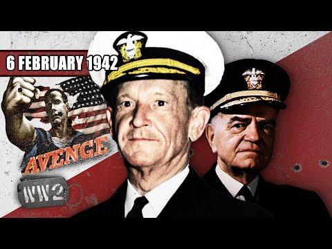 Pearl Harbor pomstěn! - Druhá světová válka
