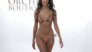 2013 Bendito Disco By Agua Bendita Swimwear