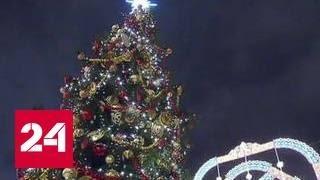 """Москва завершает """"Путешествие в Рождество"""""""