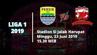 Link Live Streaming Liga 1 2019 Persib Bandung Vs Madura United Minggu (23/6) Pukul 15.30 WIB