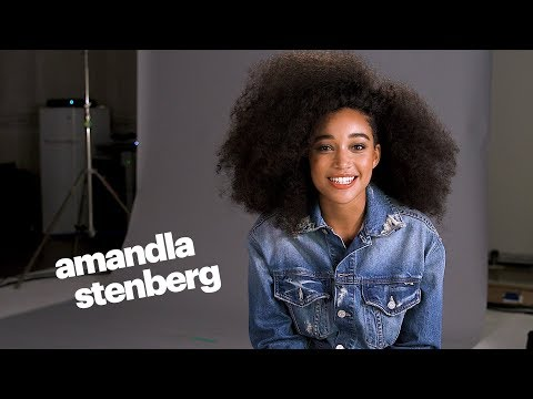 Amandla Stenberg Refuses to Let Her Identity Dictate Her Career