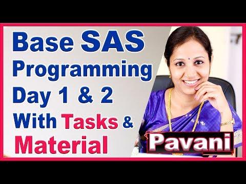 SAS Programming Tutorial For Beginners | Base SAS Programming ...