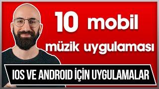 Mobil Cihazlar İçin Öne Çıkan 10 Müzik Prodüksiyonu Uygulaması (IOS / ANDROID)