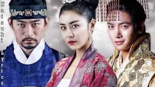 Empress Ki OST - Park Wan Kyu - The Wind - Part 5 - [Eng-Hangul-Rom]