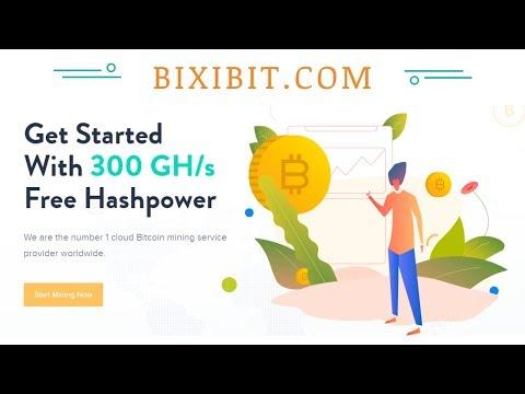 Bixibit.com отзывы 2019, mmgp, обзор, Bitcoin Cloud Mining, get Free 300 Gh/s