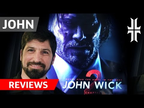 John Wick 2: Movie Review by a Former Action Guy