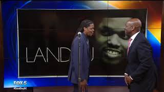 Landau on #1 rated Good Day DC on Fox 5