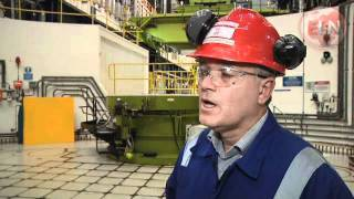 ELN - Inside Hinkley Point B nuclear power station