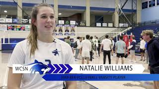 Wildcat Sports Network | Volleyball | Natalie Williams