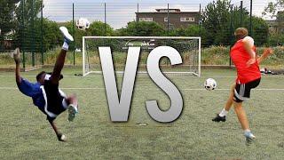 The Ultimate Sunday League Footballer | Vs Manny