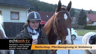 preview picture of video 'Stefaniritt und Pferdesegnung in Voitsberg'