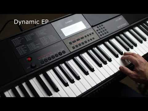 Синтезатор CASIO CT-X700 Video #1