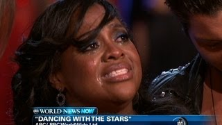 Sherri Shepherd Voted Off Dancing With the Stars