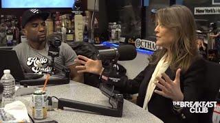Marianne Williamson on The Breakfast Club