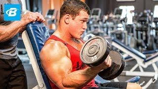 Build Massive Arms | Hunter and Lee Labrada by Bodybuilding.com