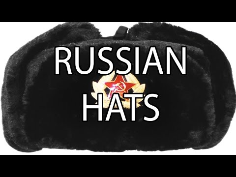 Russian Hats | Stuff That I Find Interesting