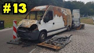Lustige Funksprüche, Straßenstriche & abgefackelter Transporter | Random Dashcam Clips #13 2019