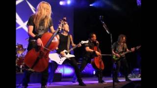Apocalyptica & James Hetfield - Fade to black