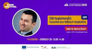 Growth Hacking: Data Driven Marketing- Narek Vardanyan
