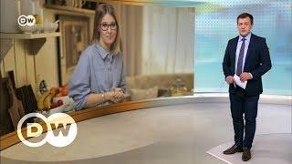 Ксения Собчак идет в президенты: как реагирует Запад - DW Новости (19.10.2017)